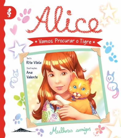Alice - Vamos procurar o Tigre
